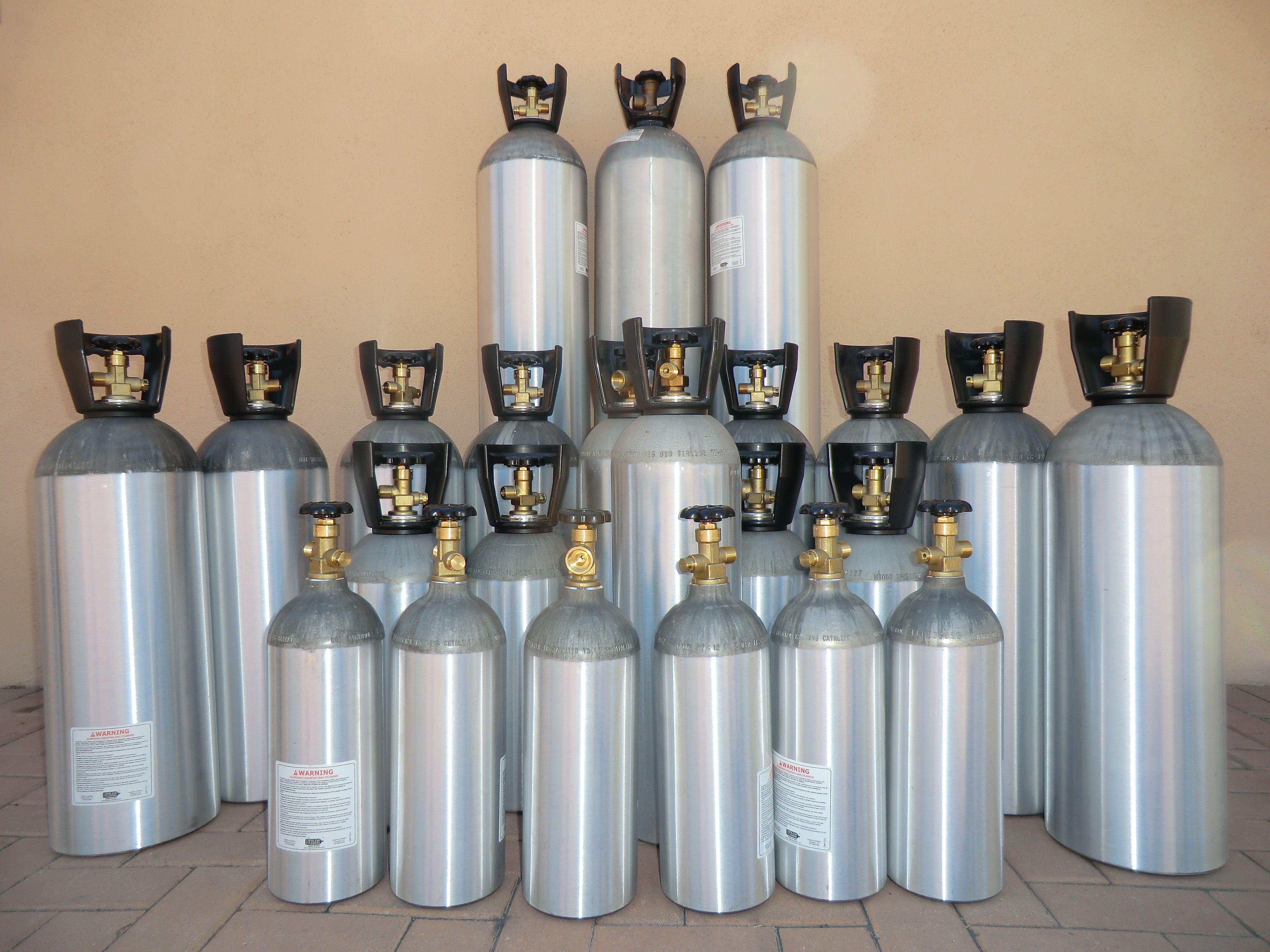 CO2 Cylinders – Cylindermart com